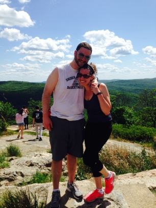 Beautiful Hike in Upstate NY, 2014